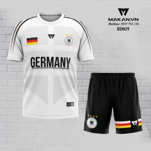 Áo Đội Tuyển Đức BD019