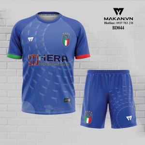 Áo Đội Tuyển Italia BD044