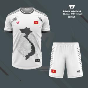 Áo Đội Tuyển Việt Nam BD178