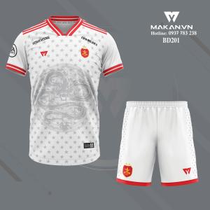 Áo Đội Tuyển Việt Nam BD201